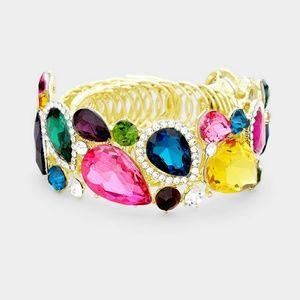Jewelry - Color Me badd bracelet